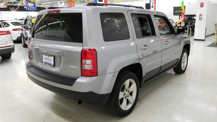 2015 Jeep Patriot 4WD 4dr Latitude, available for sale in West Haven, CT