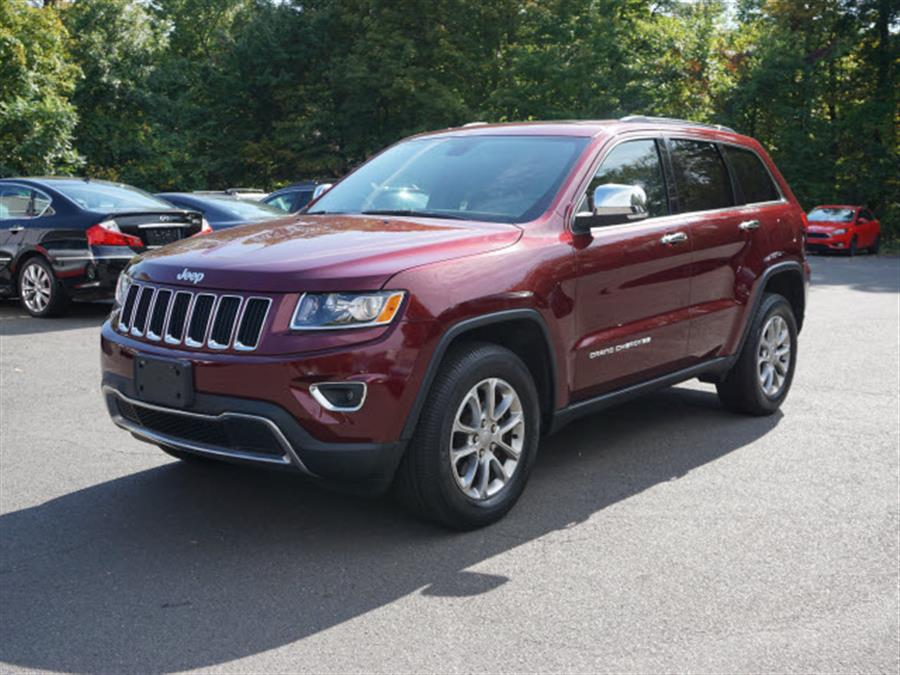 2016 Jeep Grand Cherokee Limited, available for sale in Canton, Connecticut | Canton Auto Exchange. Canton, Connecticut