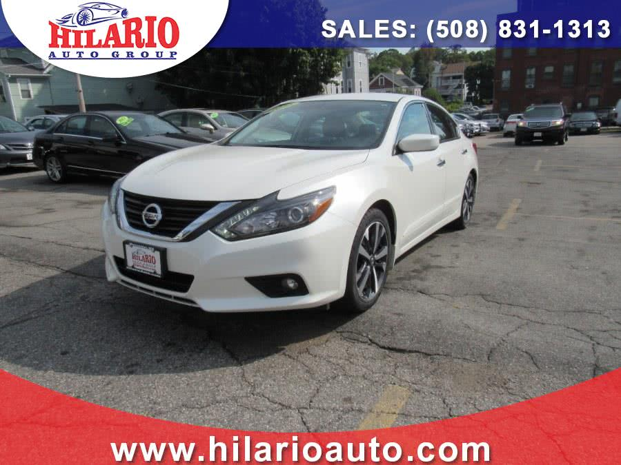 Used 2016 Nissan Altima in Worcester, Massachusetts | Hilario's Auto Sales Inc.. Worcester, Massachusetts