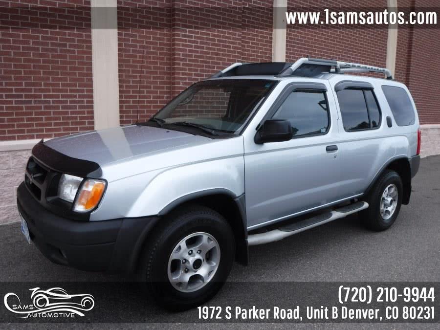 Used 2001 Nissan Xterra in Denver, Colorado | Sam's Automotive. Denver, Colorado