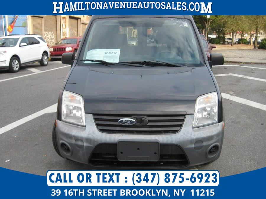 """Used Ford Transit Connect 114.6"""" XL w/rear door privacy glass 2013 