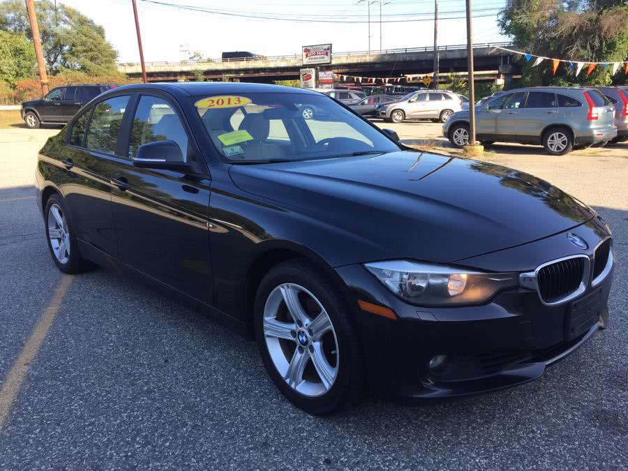 Used BMW 3 Series 4dr Sdn 328i xDrive AWD SULEV 2013 | Danny's Auto Sales. Methuen, Massachusetts