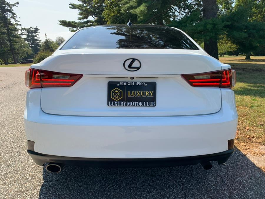 Used Lexus IS 300 4dr Sdn AWD 2016   Luxury Motor Club. Franklin Square, New York