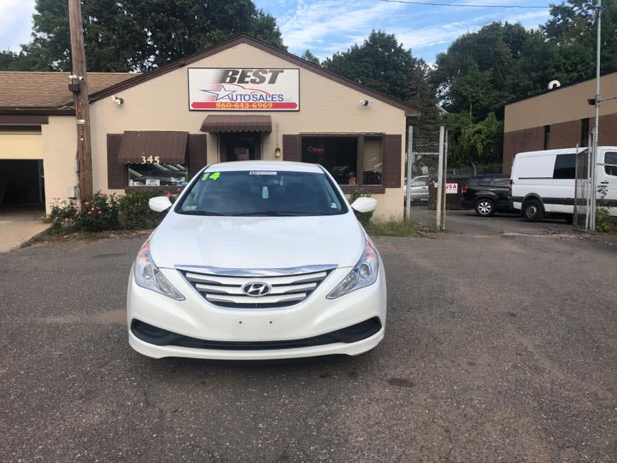 Used 2014 Hyundai Sonata in Manchester, Connecticut | Best Auto Sales LLC. Manchester, Connecticut