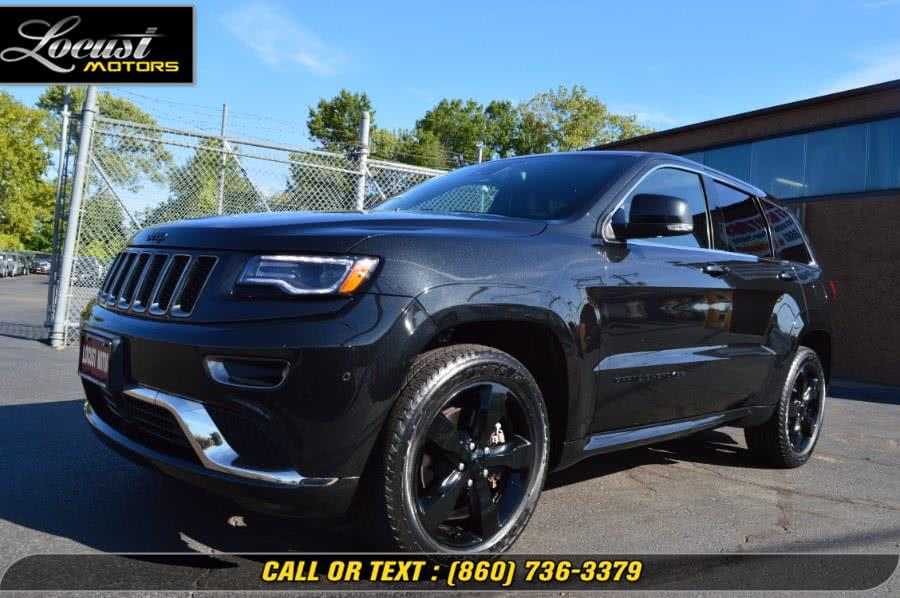 Used 2016 Jeep Grand Cherokee in Hartford, Connecticut | Locust Motors LLC. Hartford, Connecticut