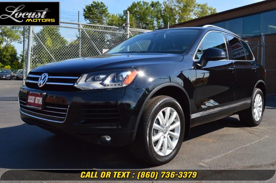 Used 2012 Volkswagen Touareg in Hartford, Connecticut | Locust Motors LLC. Hartford, Connecticut