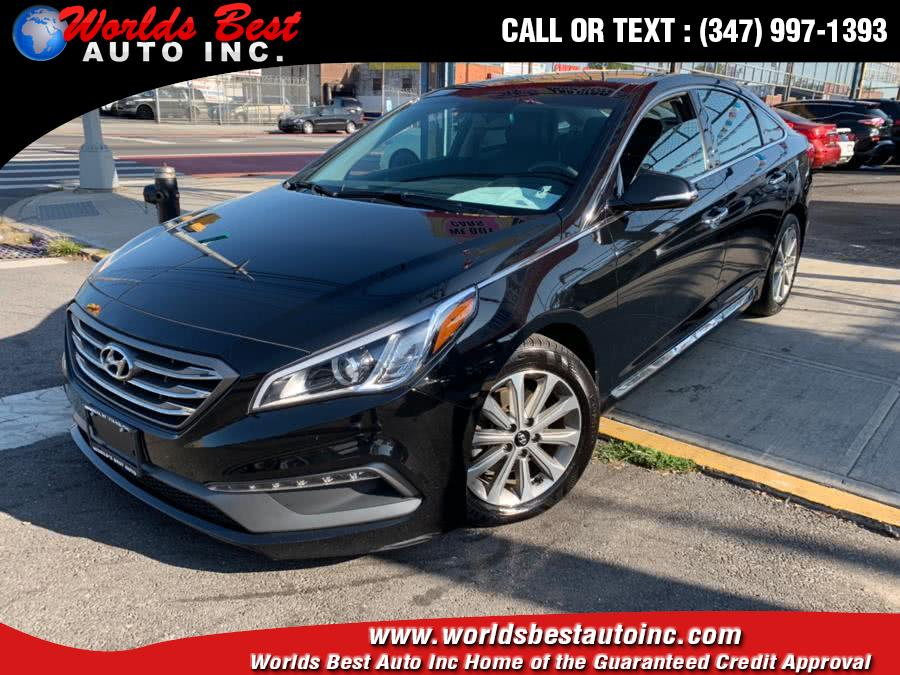2016 Hyundai Sonata 4dr Sdn 2.4L Limited PZEV, available for sale in Brooklyn, NY