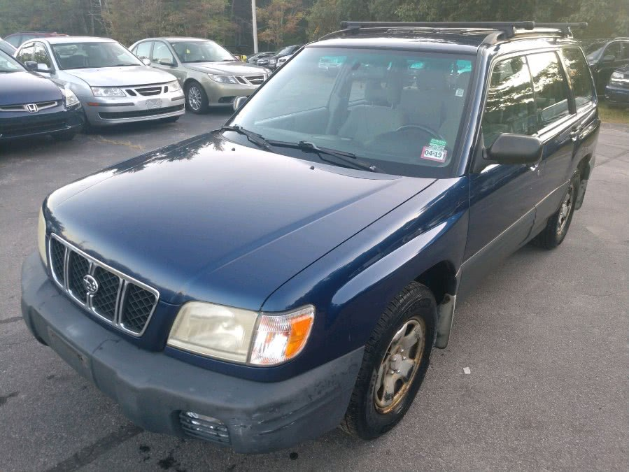 Used 2002 Subaru Forester in Auburn, New Hampshire | ODA Auto Precision LLC. Auburn, New Hampshire