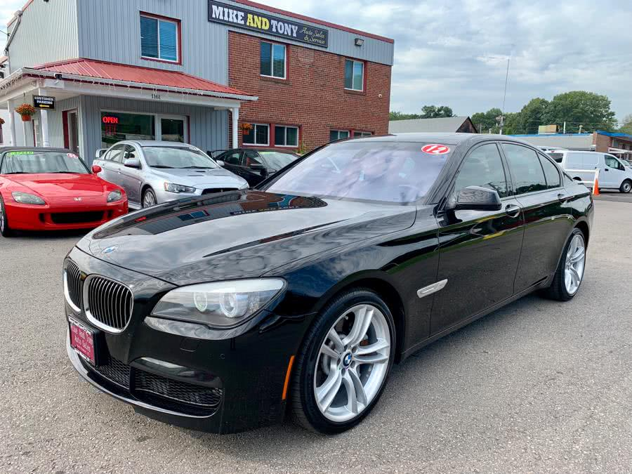 Used 2012 BMW 7 Series in South Windsor, Connecticut | Mike And Tony Auto Sales, Inc. South Windsor, Connecticut