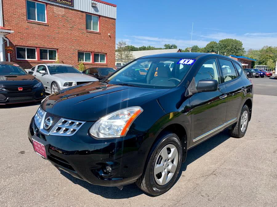 Used 2011 Nissan Rogue in South Windsor, Connecticut | Mike And Tony Auto Sales, Inc. South Windsor, Connecticut