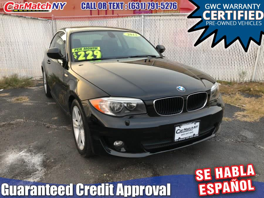 Used 2012 BMW 1 Series in Bayshore, New York | Carmatch NY. Bayshore, New York