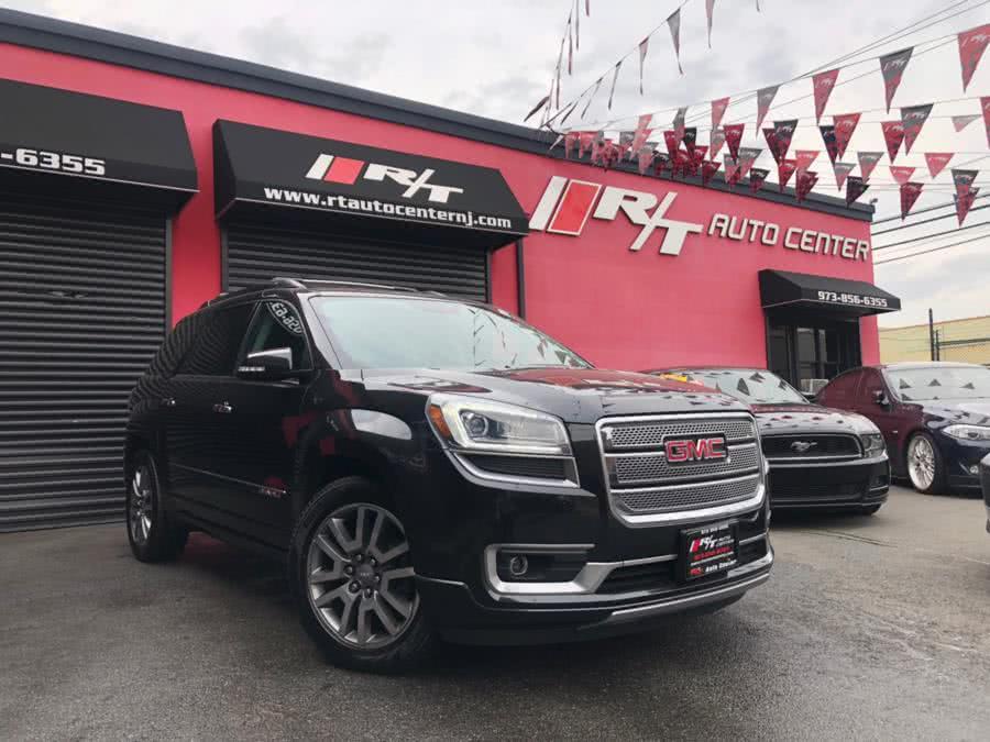 Used 2014 GMC Acadia in Newark, New Jersey | RT Auto Center LLC. Newark, New Jersey