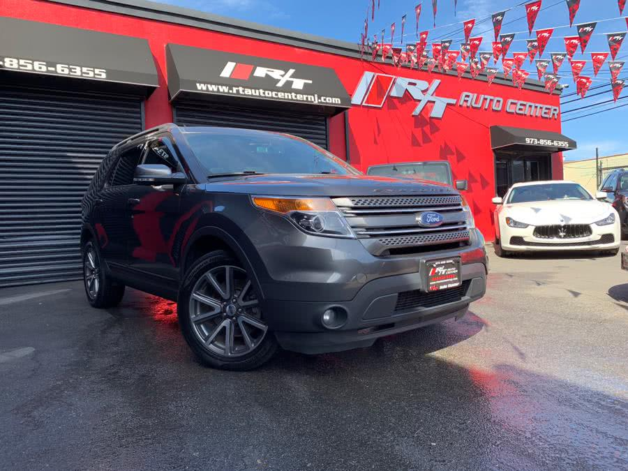 Used 2015 Ford Explorer in Newark, New Jersey | RT Auto Center LLC. Newark, New Jersey