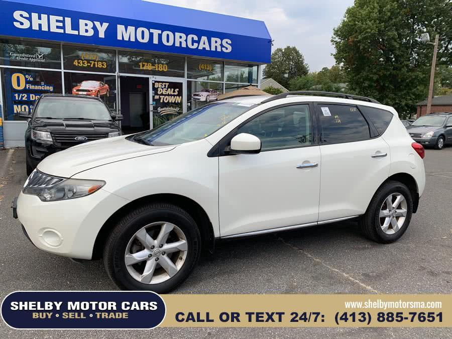 Used 2009 Nissan Murano in Springfield, Massachusetts | Shelby Motor Cars . Springfield, Massachusetts