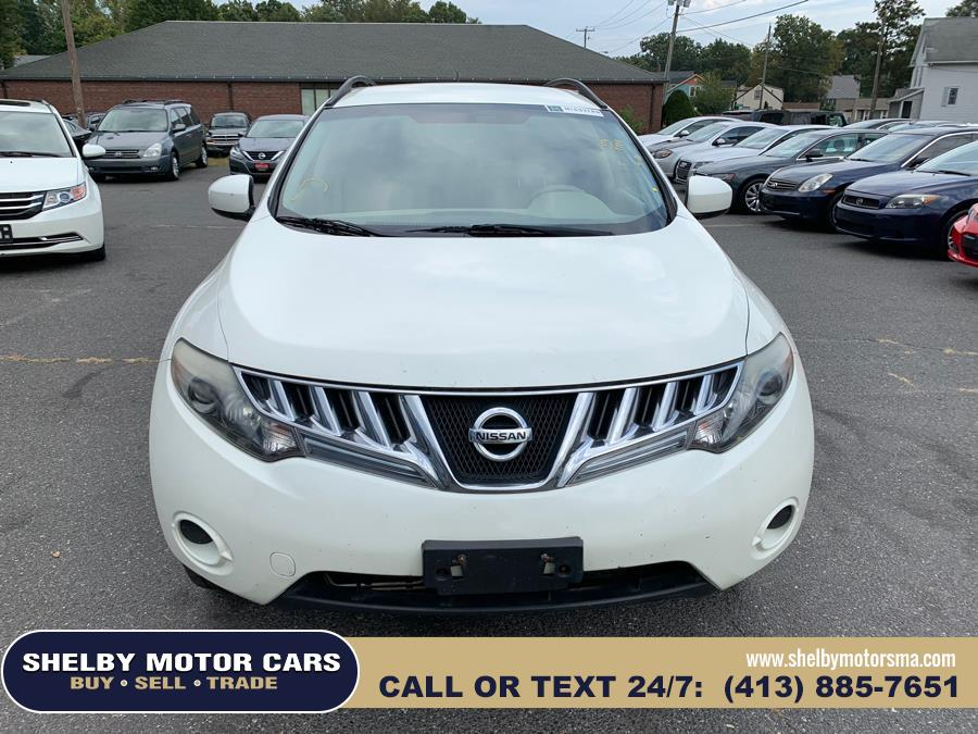2009 Nissan Murano AWD 4dr S, available for sale in Springfield, Massachusetts | Shelby Motor Cars . Springfield, Massachusetts