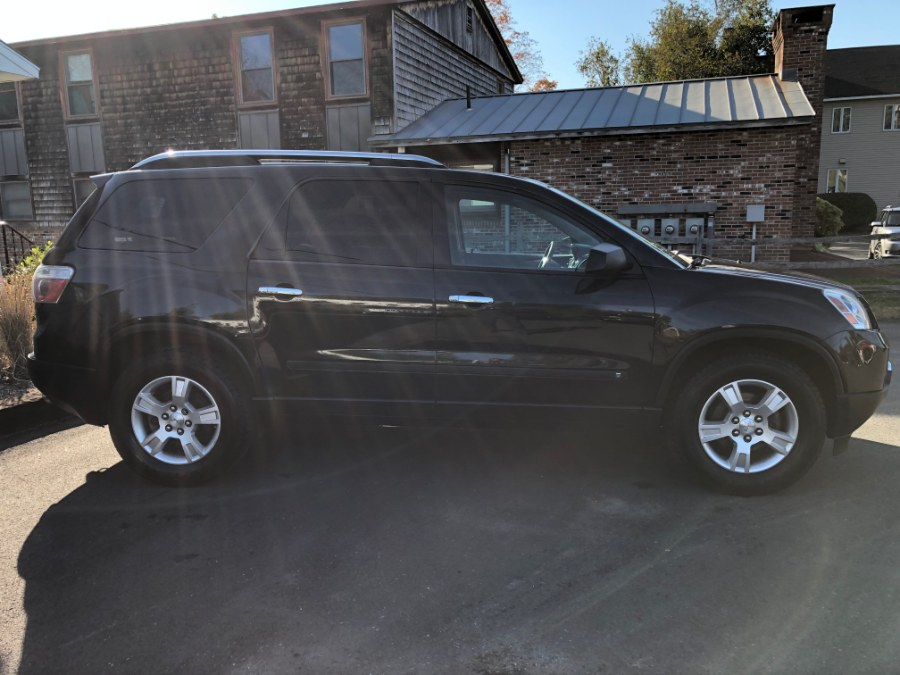 2009 GMC Acadia AWD 4dr SLE1, available for sale in Suffield, Connecticut | Suffield Auto Sales. Suffield, Connecticut