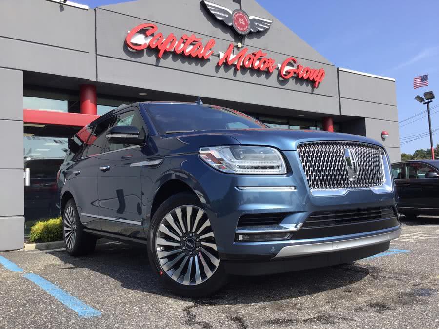 New Lincoln Navigator Reserve 4x4 2019 | Capital Motor Group Inc. Medford, New York