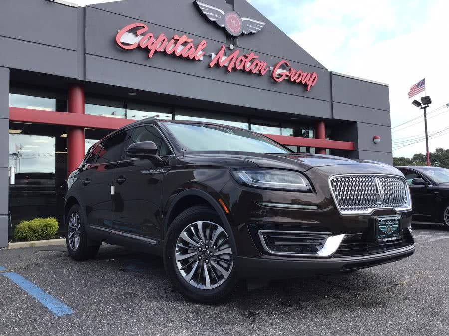 New Lincoln Nautilus Select AWD 2019 | Capital Motor Group Inc. Medford, New York