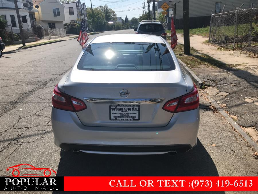 2017 Nissan Altima 2.5 SR Sedan, available for sale in Newark , New Jersey | Popular Auto Mall Inc . Newark , New Jersey