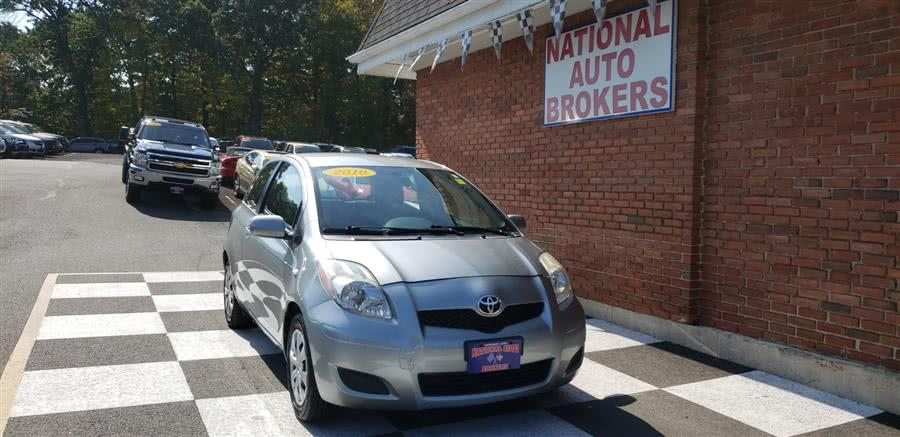 Used Toyota Yaris 3dr Liftback Manual 2010 | National Auto Brokers, Inc.. Waterbury, Connecticut