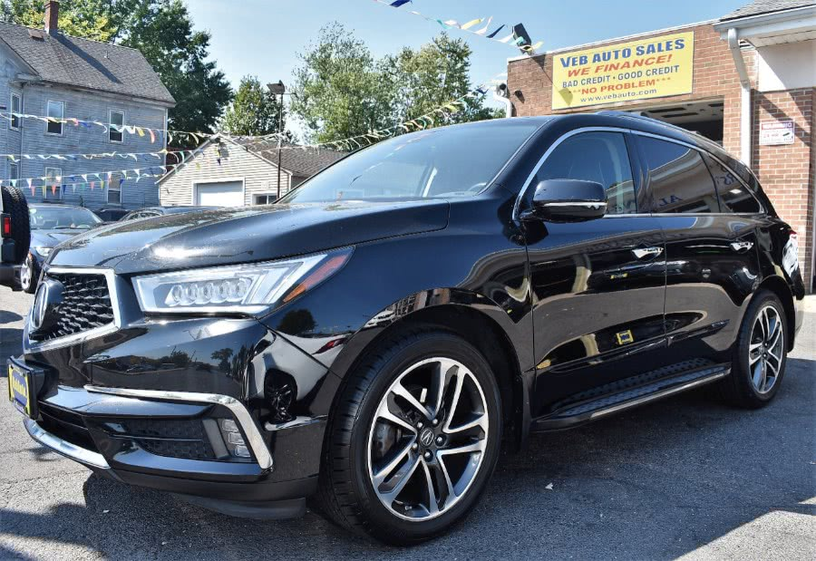 Used 2017 Acura MDX in Hartford, Connecticut | VEB Auto Sales. Hartford, Connecticut
