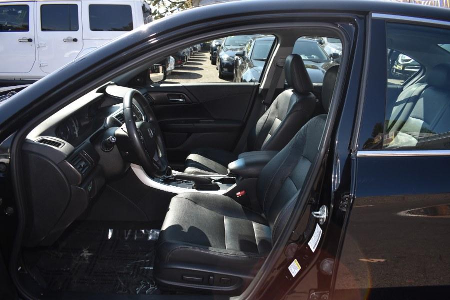 2013 Honda Accord Sdn 4dr V6 Auto EX-L w/Navi, available for sale in Hartford, Connecticut   VEB Auto Sales. Hartford, Connecticut