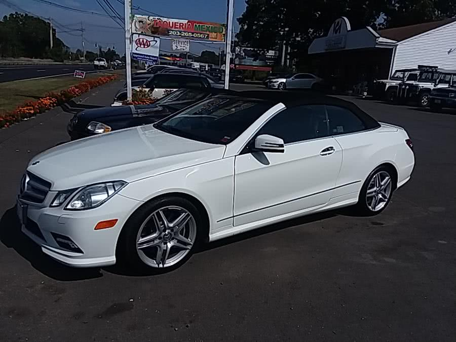 Used 2011 Mercedes-Benz E-Class in Wallingford, Connecticut | Vertucci Automotive Inc. Wallingford, Connecticut