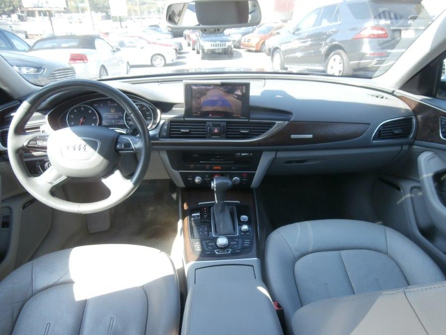 2013 Audi A6 4dr Sdn quattro 3.0T Premium Plus, available for sale in Waterbury, Connecticut | Jim Juliani Motors. Waterbury, Connecticut