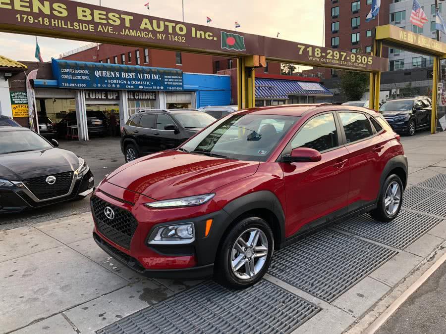 Used 2019 Hyundai Kona in Jamaica, New York | Queens Best Auto, Inc.. Jamaica, New York