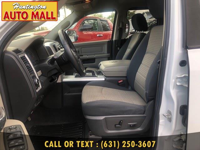 "Used Ram 1500 4WD Quad Cab 140.5"" Outdoorsman 2012 | Huntington Auto Mall. Huntington Station, New York"