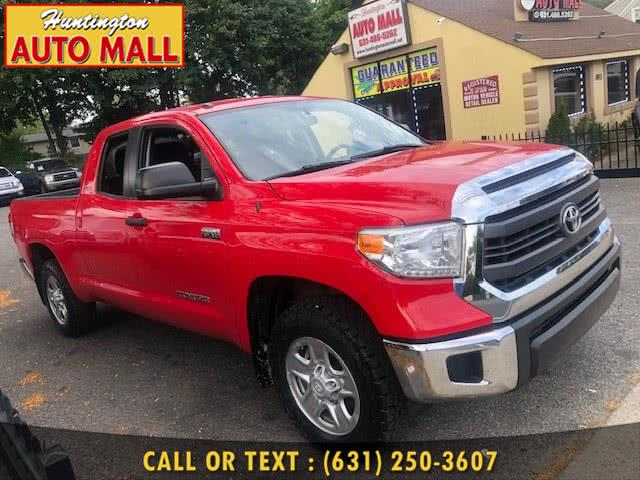 Used 2015 Toyota Tundra 4WD Truck in Huntington Station, New York | Huntington Auto Mall. Huntington Station, New York