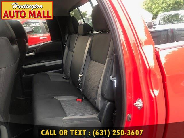 2015 Toyota Tundra 4WD Truck Double Cab 5.7L V8 6-Spd AT SR5 (Natl), available for sale in Huntington Station, New York | Huntington Auto Mall. Huntington Station, New York