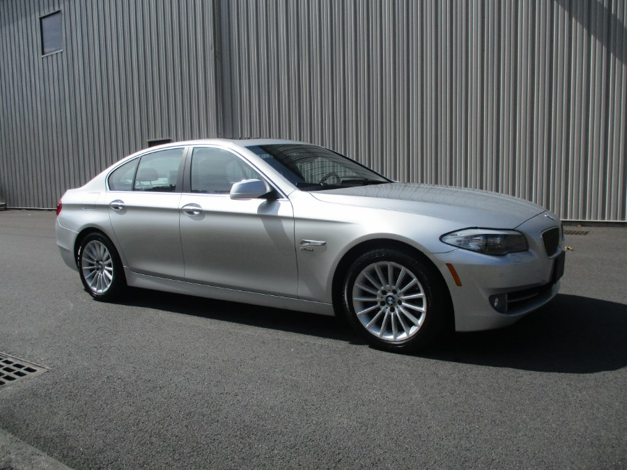 2011 BMW 5 Series 4dr Sdn 535i xDrive AWD, available for sale in Danbury, Connecticut   Performance Imports. Danbury, Connecticut