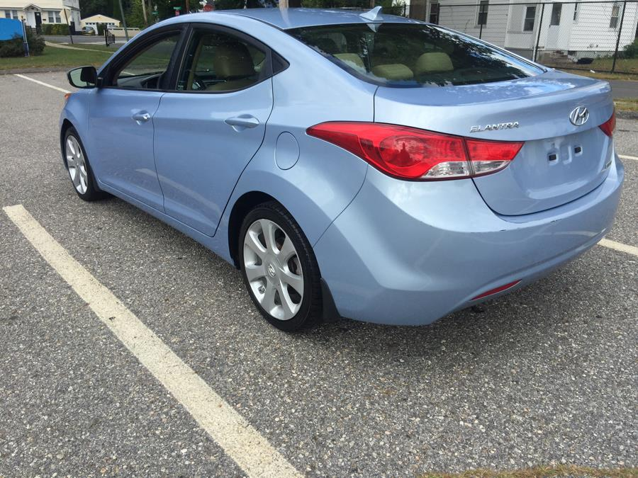 2012 Hyundai Elantra 4dr Sdn Auto Limited, available for sale in Stratford, Connecticut | Mike's Motors LLC. Stratford, Connecticut