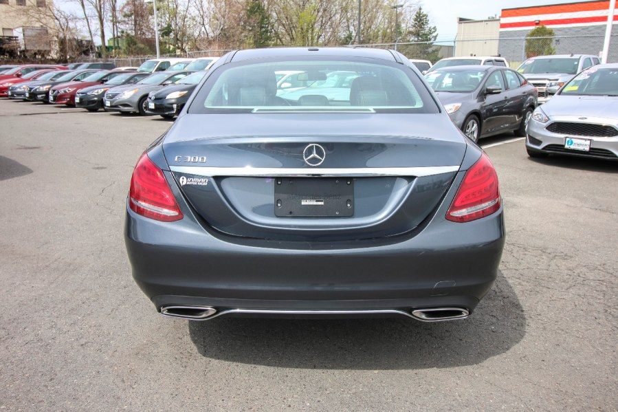 2015 Mercedes-Benz C-Class 4dr Sdn C300 RWD, available for sale in Medford, Massachusetts | Inman Motors Sales. Medford, Massachusetts