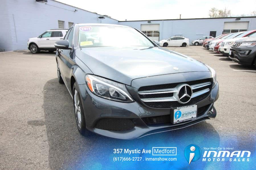 Used 2015 Mercedes-Benz C-Class in Medford, Massachusetts | Inman Motors Sales. Medford, Massachusetts