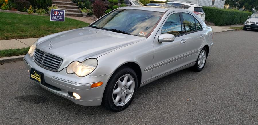 2004 Mercedes-Benz C-Class 4dr Sdn 2.6L 4MATIC, available for sale in Little Ferry, New Jersey | Victoria Preowned Autos Inc. Little Ferry, New Jersey