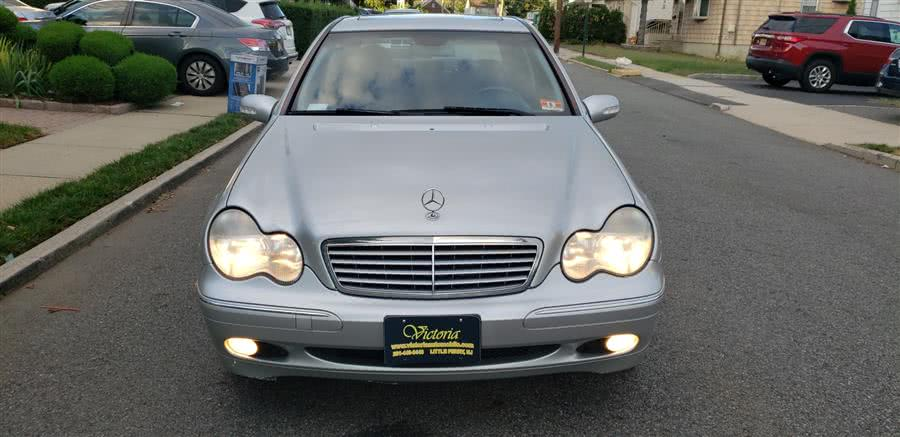 Used 2004 Mercedes-Benz C-Class in Little Ferry, New Jersey | Victoria Preowned Autos Inc. Little Ferry, New Jersey