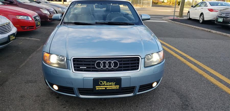 Used 2005 Audi A4 in Little Ferry, New Jersey | Victoria Preowned Autos Inc. Little Ferry, New Jersey