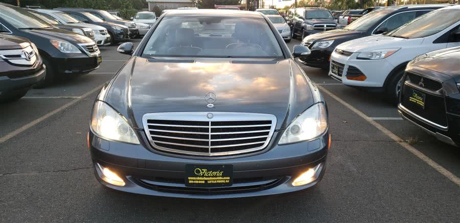 Used 2007 Mercedes-Benz S-Class in Little Ferry, New Jersey | Victoria Preowned Autos Inc. Little Ferry, New Jersey