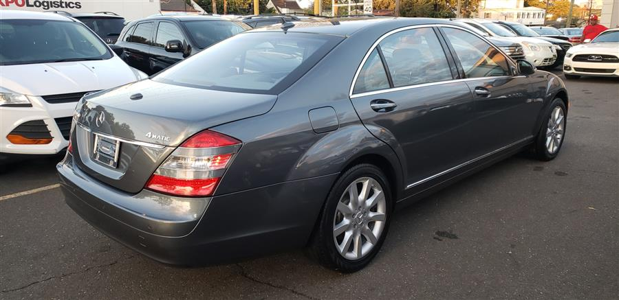 Used Mercedes-Benz S-Class 4dr Sdn 5.5L V8 4MATIC 2007 | Victoria Preowned Autos Inc. Little Ferry, New Jersey