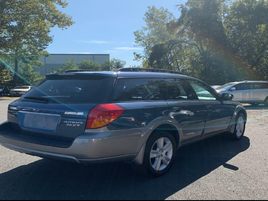 2005 Subaru Legacy Wagon Outback 2.5 XT Ltd Auto Black Int, available for sale in Wallingford, Connecticut | G&M Auto Sales. Wallingford, Connecticut
