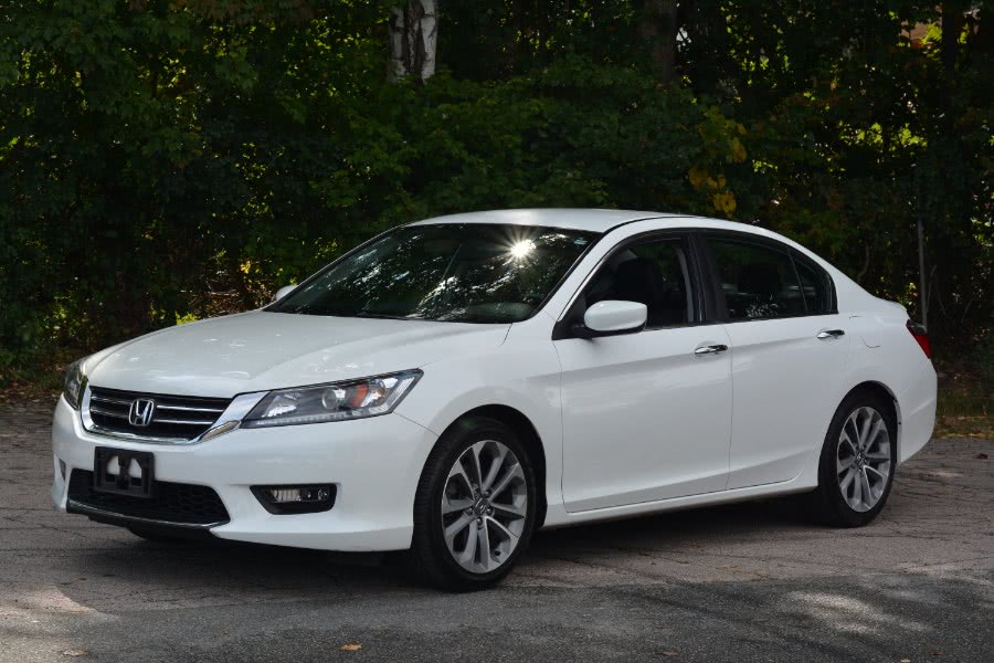 Used 2015 Honda Accord Sedan in Ashland , Massachusetts | New Beginning Auto Service Inc . Ashland , Massachusetts