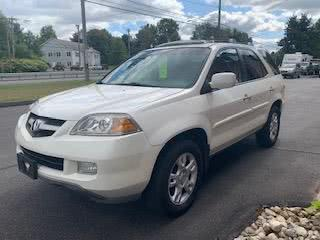 Used 2006 Acura MDX in Berlin, Connecticut | JEM Systems Inc.. Berlin, Connecticut
