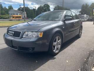 Used 2005 Audi A4 in Berlin, Connecticut | JEM Systems Inc.. Berlin, Connecticut