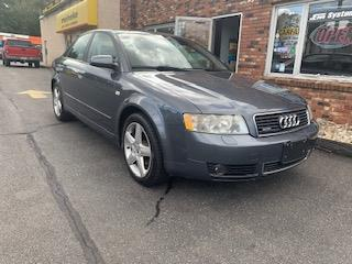 Used Audi A4 2005 4dr Sdn 1.8T quattro Auto 2005 | JEM Systems Inc.. Berlin, Connecticut