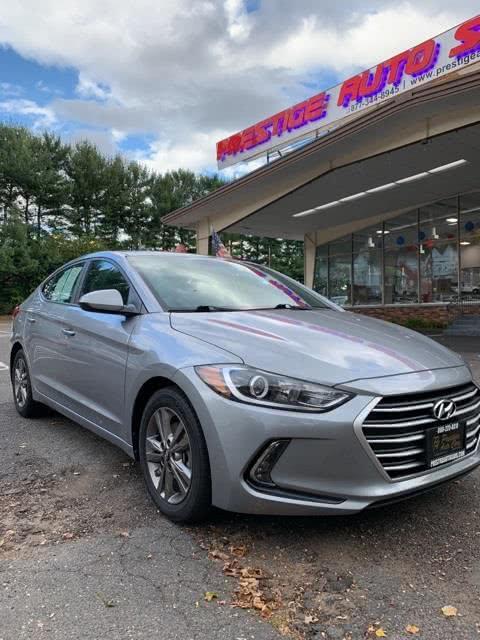 Used 2017 Hyundai Elantra in New Britain, Connecticut | Prestige Auto Cars LLC. New Britain, Connecticut