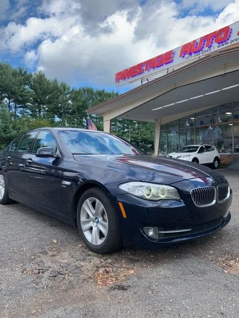 Used 2012 BMW 5 Series in New Britain, Connecticut | Prestige Auto Cars LLC. New Britain, Connecticut