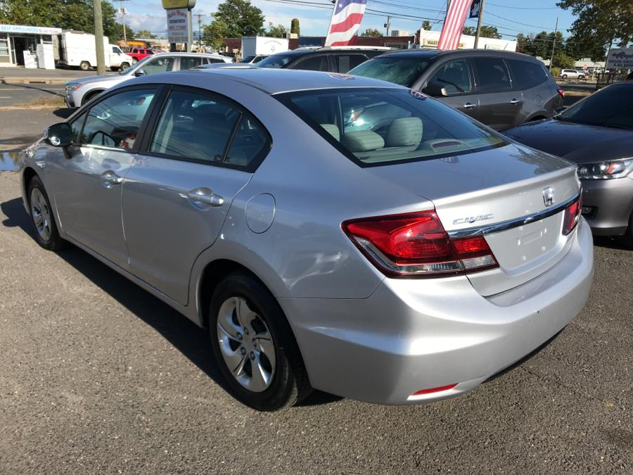 2013 Honda Civic Sdn 4dr Auto LX, available for sale in West Hartford, Connecticut | Auto Store. West Hartford, Connecticut