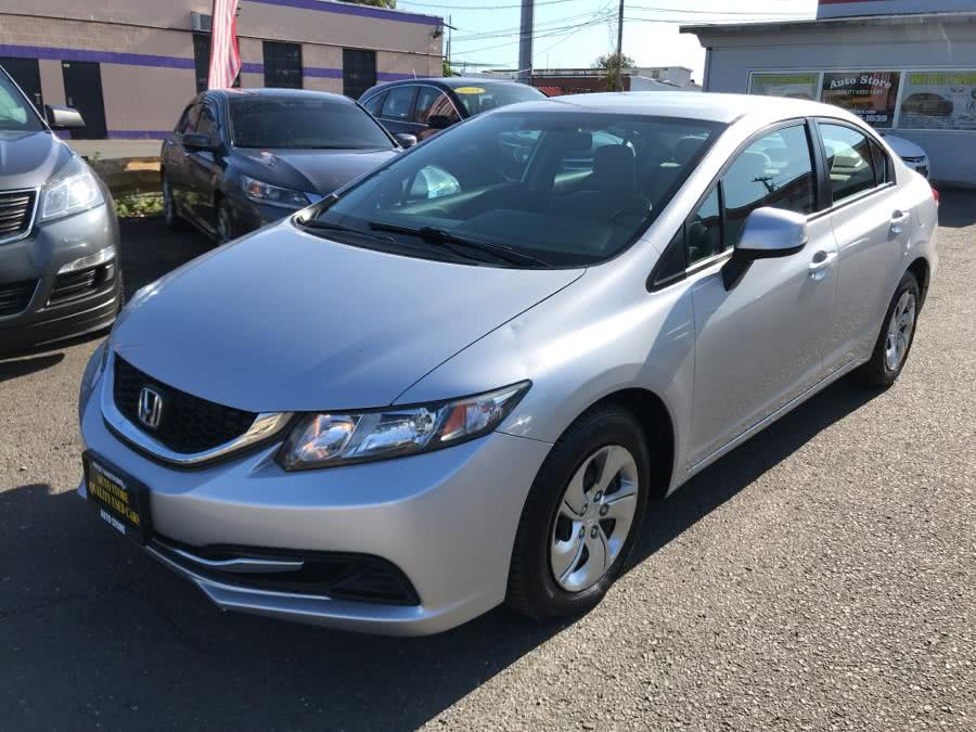 Used 2013 Honda Civic Sdn in West Hartford, Connecticut | Auto Store. West Hartford, Connecticut